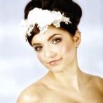 Stunning bridal headdress created by harrietrsteele harrietsteele harrietrsteele wedding hairaccessorieshellip